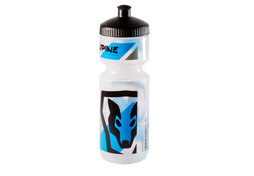 Lupine Wolf Water Bottle