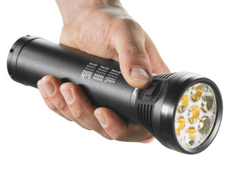 2019 Betty TL2 Flashlight