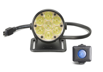 2017 Betty R Lamp Head 5000 Lumens
