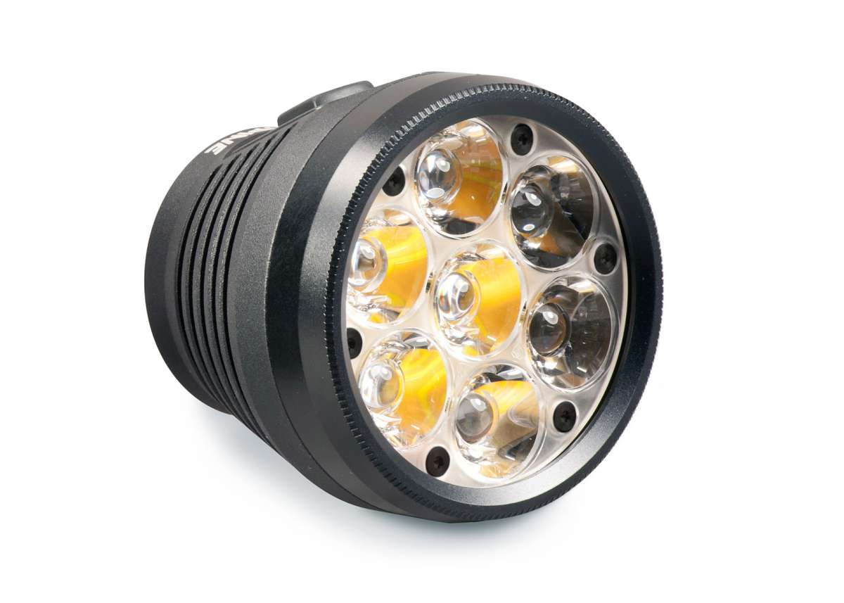 Betty TL2 Lamp Head 5000 Lumens