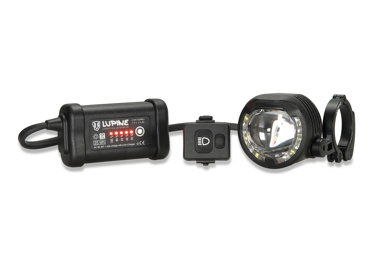 SL AF 4 Bike Light for road use