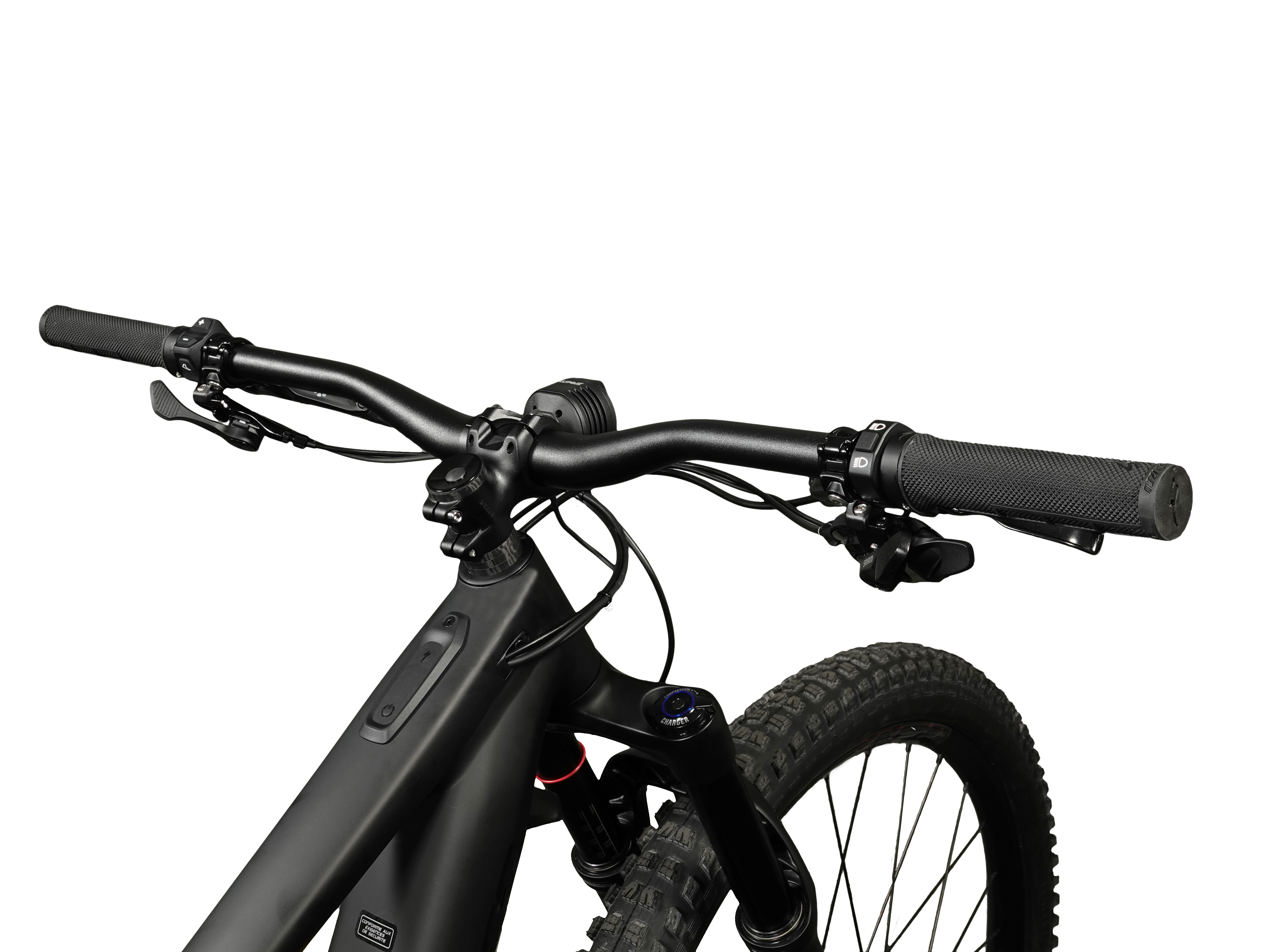 Lupine Headlight For E Bikes With Brose Drives