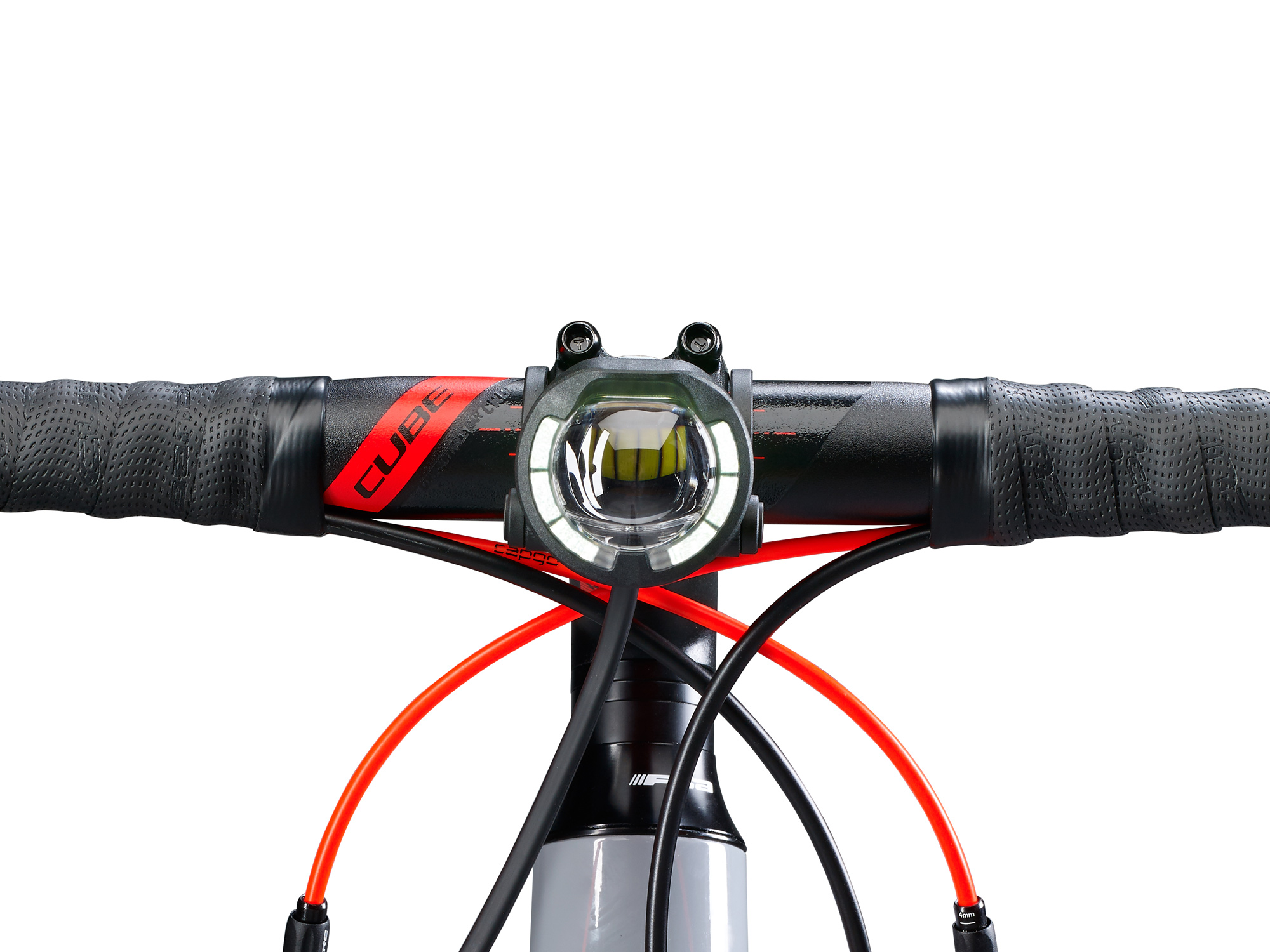 SL A road bike headlight
